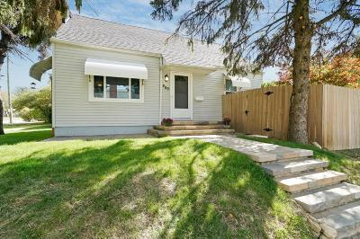 Single Family Home Contingent Finance And Inspect: 409 Morse Road