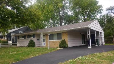 Single Family Home For Sale: 754 Kettering Road
