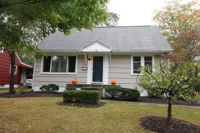 Worthington Single Family Home Contingent Finance And Inspect: 5709 Foster Avenue