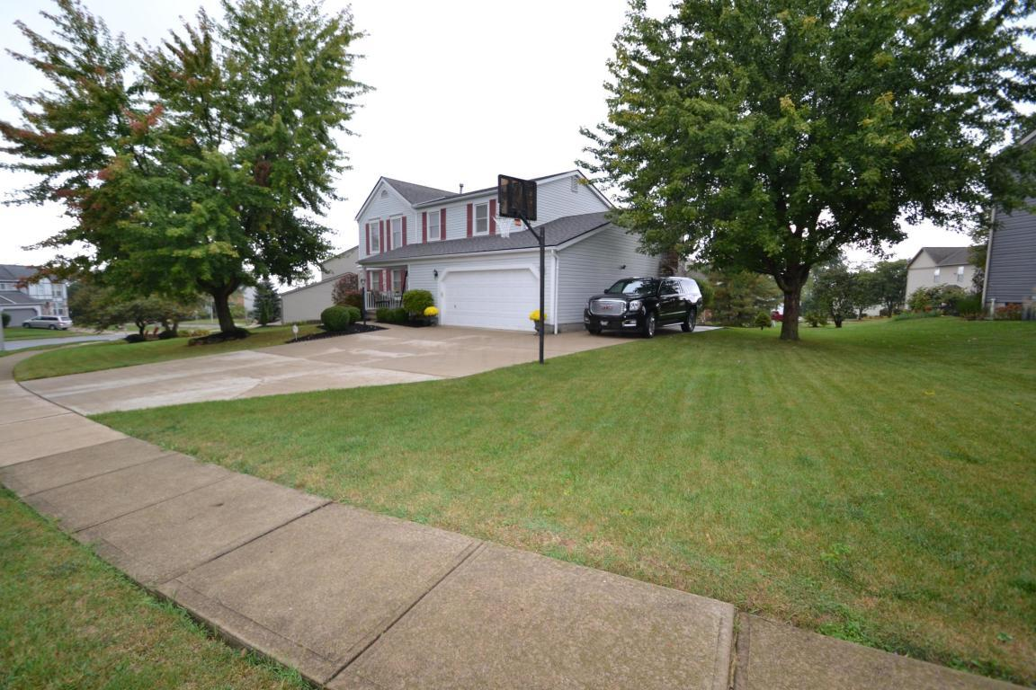 Astonishing 301 Adamson Drive Gahanna Oh Mls 217036684 Kevin Home Interior And Landscaping Fragforummapetitesourisinfo