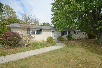 Westerville Single Family Home Contingent Finance And Inspect: 920 County Line Road W