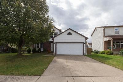 Hilliard Single Family Home Contingent Finance And Inspect: 5951 Nike Drive