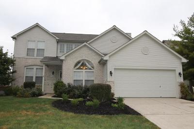 Single Family Home Contingent Finance And Inspect: 8914 Betony Court