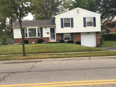 Grove City Single Family Home Contingent Finance And Inspect: 2859 Southwest Boulevard