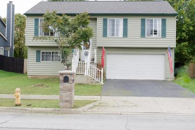 Single Family Home For Sale: 2629 Admiral Drive