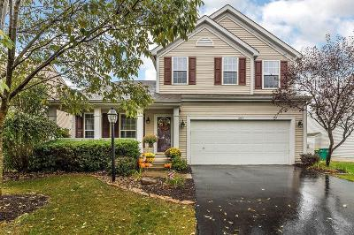 Blacklick Single Family Home Contingent Finance And Inspect: 385 Rocky Springs Drive