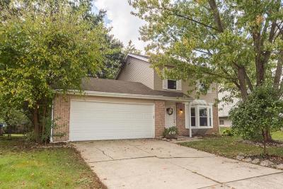 Powell Single Family Home Contingent Finance And Inspect: 1827 Linkton Drive