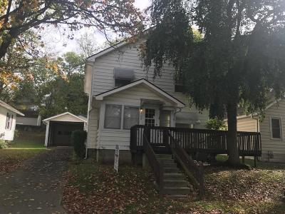 Mount Vernon OH Single Family Home For Sale: $65,700