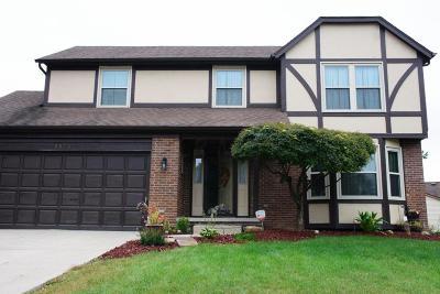 Single Family Home For Sale: 2076 Wayfaring Drive