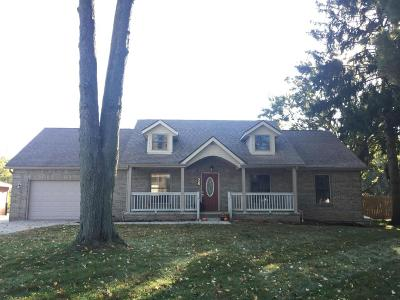 Gahanna Single Family Home For Sale: 336 James Road