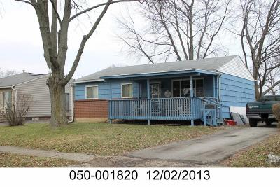 Hilliard Single Family Home Contingent Lien-Holder Release: 5070 Wyandot Place