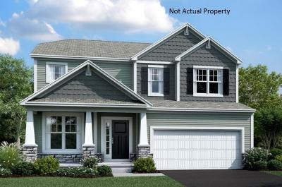 Westerville Single Family Home For Sale: 6127 Bradwood Drive #Lot 900