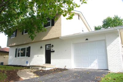 Grove City Single Family Home For Sale: 4360 Billman Place
