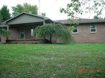 Single Family Home Sold: 2195 Mock Road