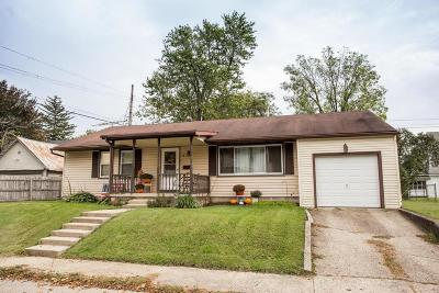 Single Family Home Contingent Finance And Inspect: 18 Willis Avenue