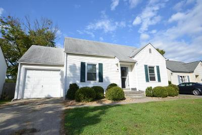 Single Family Home Contingent Finance And Inspect: 1845 Hess Boulevard