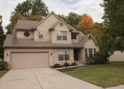 Hilliard OH Single Family Home Closed: $350,000