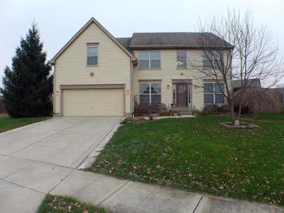 Hilliard Single Family Home For Sale: 5929 Paron Place