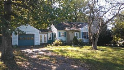 Lancaster Single Family Home For Sale: 2020 Cedar Hill Road