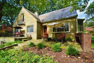 Single Family Home For Sale: 330 N Lenappe Drive