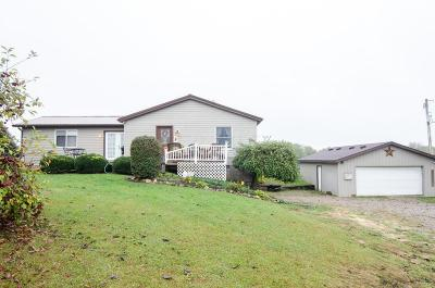 Perry County Single Family Home For Sale: 5496 Toll Gate Road NW