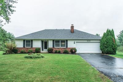 Westerville Single Family Home Contingent Finance And Inspect: 8299 Harlem Road