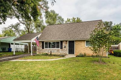 Single Family Home For Sale: 754 Bevis Road