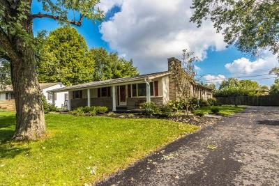 Worthington Single Family Home Contingent Finance And Inspect: 468 Crandall Drive