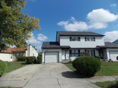 Reynoldsburg Single Family Home For Sale: 2846 Continental Drive