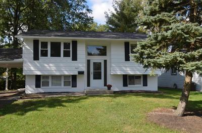 Reynoldsburg Single Family Home For Sale: 1627 Rygate Drive