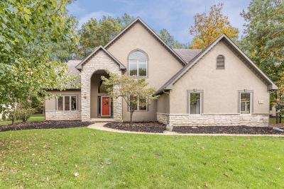 Westerville Single Family Home For Sale: 6131 Baneberry Drive