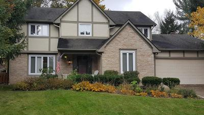 Westerville Single Family Home For Sale: 1029 Autumn Crest Court