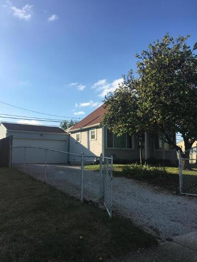 Single Family Home For Sale: 107 S Weyant Avenue