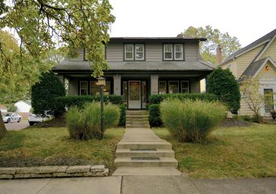 Single Family Home Contingent Finance And Inspect: 830 Euclaire Avenue
