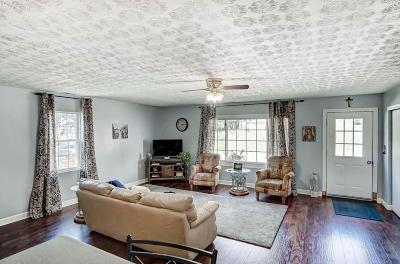 Canal Winchester Single Family Home Contingent Finance And Inspect: 4164 Winchester Southern Road