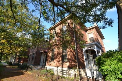 Columbus Single Family Home For Sale: 758 S Front Street