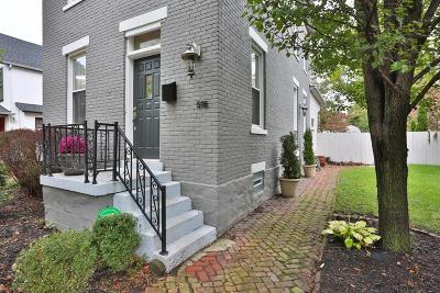 Columbus Single Family Home For Sale: 516 Forest Street