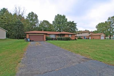 Single Family Home Contingent Finance And Inspect: 5661 Heather Road