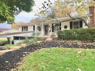 Lancaster Single Family Home Contingent Finance And Inspect: 2102 Scenic Drive NE