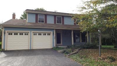 Pickerington Single Family Home For Sale: 9825 Spicewood Place