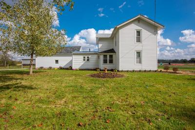 Sunbury Single Family Home Contingent Finance And Inspect: 5816 N North Galena Road