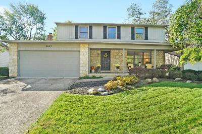 Single Family Home Contingent Finance And Inspect: 5649 Holyoke Lane