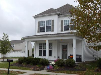 Westerville Single Family Home Contingent Finance And Inspect: 6050 Delcastle Drive