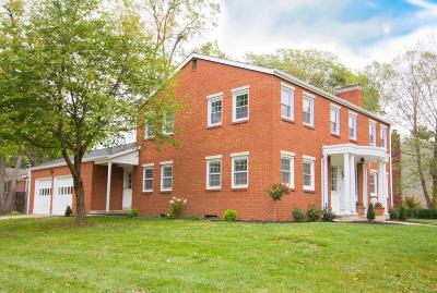 Single Family Home For Sale: 562 Woodlawn Avenue