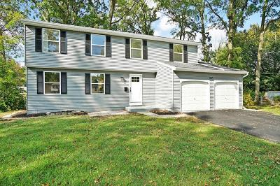 Westerville Single Family Home Contingent Finance And Inspect: 5671 Spohn Drive