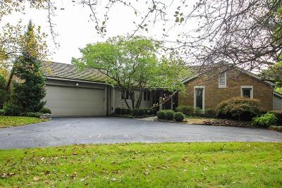 Delaware County, Franklin County, Union County Single Family Home For Sale: 6049 Cranberry Court