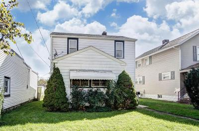Single Family Home For Sale: 214 College Street