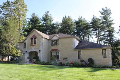 Columbus Single Family Home For Sale: 363 Meditation Lane