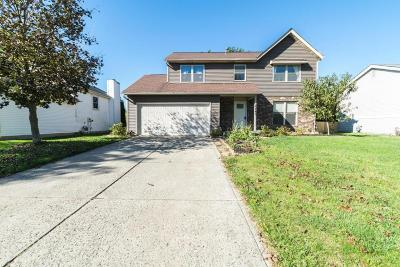 Hilliard Single Family Home For Sale: 4745 Leybourne Drive