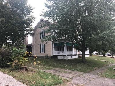 Thornville Single Family Home Contingent Finance And Inspect: 72 S Church Street